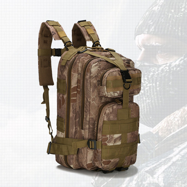 New Arrival multifunction Tactical Backpack Outdoor large capacity waterproof camping backpack top quality Mountaineering bag wholesale