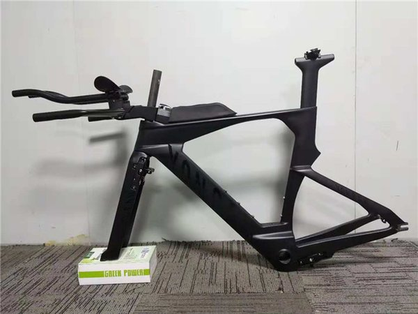 Factory Price Carbon Fibre Road Bike Triathlon Time Trial Aero Race Bike Bicycle Full Carbon Fibre Frame