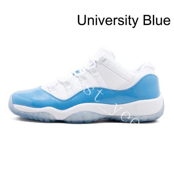 23 Universität Blau