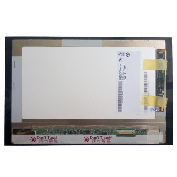 Ücretsiz kargo! 1 ADET Orijinal Yeni Dokunmatik Ekran Digitizer Meclisi Ile 10.1 inç LCD Ekran B101EW05 Tablet PC Için Acer W500
