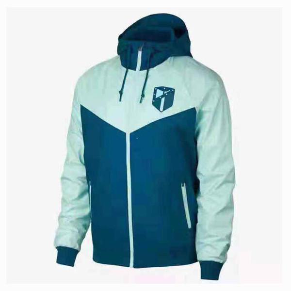 New Designer Windbreaker for Men Brand Sports Jackets Women Zipper Team Club Print Pattern Spring Outdoor Running Patchwork CE98292