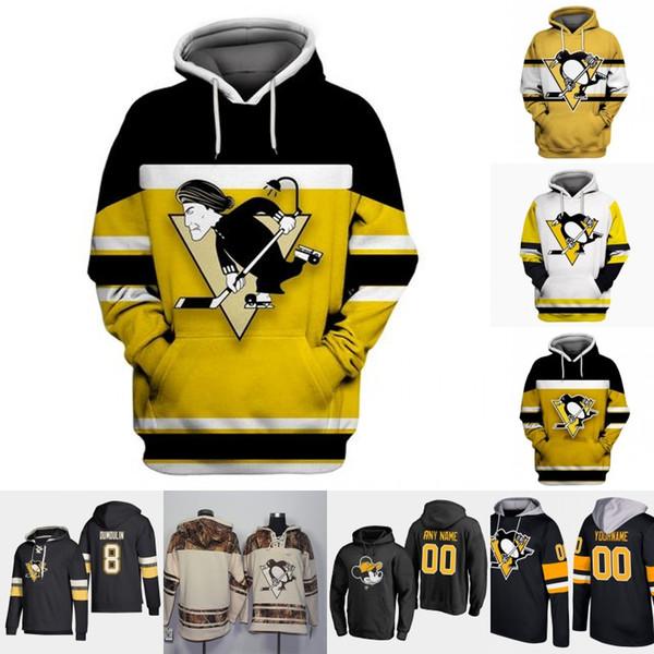87 Sidney Crosby Pittsburgh arte dos homens Jersey 59 Jake Guentzel 1 Casey DeSmith 17 Bryan Oxidação 30 Matt Murray 71 Evgeni Malkin hóquei Jersey