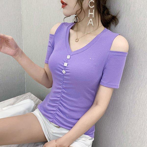 Tshirt roxo
