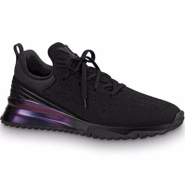 Markante Marken Männer VNR Breathable Knit Lässige Sneakers Mode Junge Lace-up Glänzende Wirkung Gummisohle Schuhe Neun Farbe