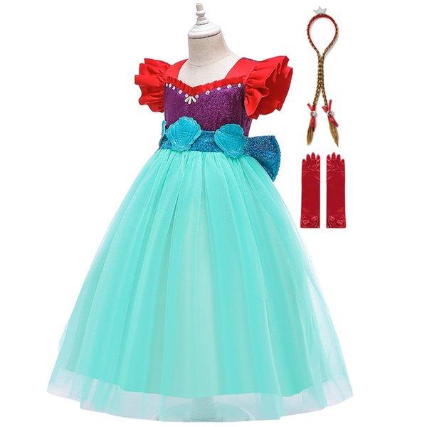 Mermaid Dress D