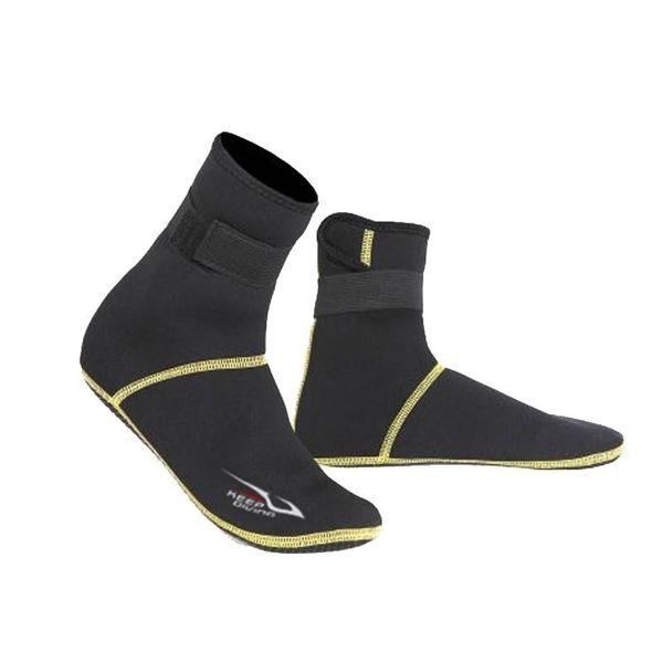 Anti-Slip Bottom Beach Boots Wetsuit Winter Swimming Outdoor Adult Men Women Child Neoprene Bodiness Snorkeling Diving Socks