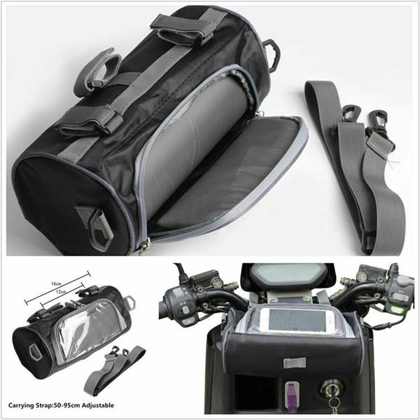 Lovsport motorcycle handlebar bag bicycle bicycle front basket waterproof bag multi-function bicycle motorcycle accessories portable storage