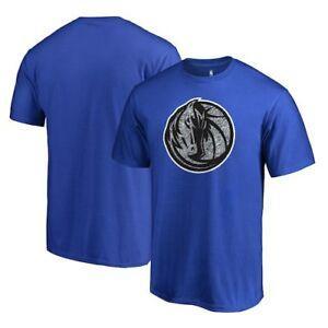 O-NeO-Neck Fanatics Branded Static Logo Big and Tall T-Shirt - Blue