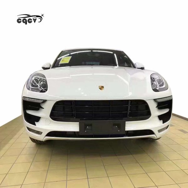 2019 PP Material High Quality GTS Style Body Kit For Porsche Macan Front  Bumper Rear Bumper Carbon Fiber And Wing Spoiler From Carcarer001, $1306.54