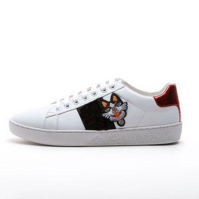 Clssic Little Bee Männer Frauen Sneaker Loafers Mode Stickerei Low Cut Weiß Casual Flache Schuhe Designer Schuhe Unisex Zapatillas Trainer a91