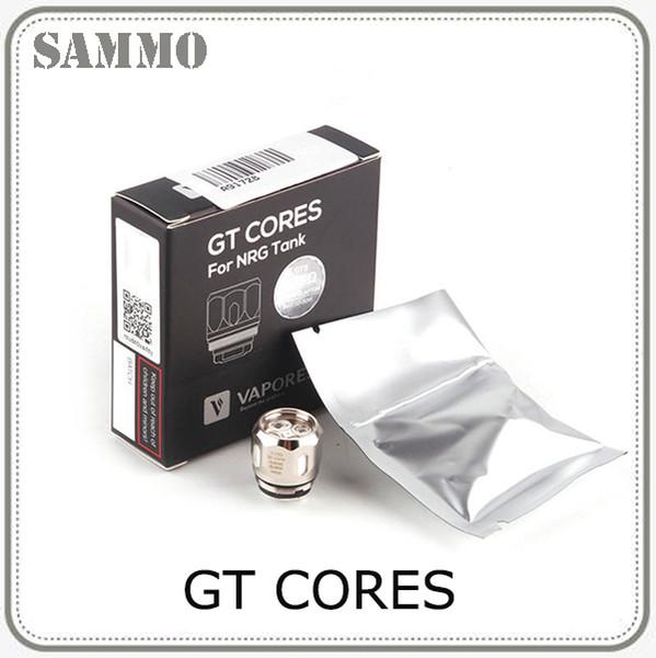 Vaporesso GT Serie Cores NRG Bobina di ricambio GT2 GT4 GT6 GT8 Bobina di ricambio 0.15ohm per Revenger Kit 0266168-1