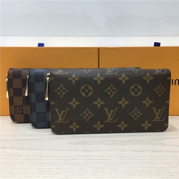 a2b96c905099a Çanta tasarımcısı debriyaj cüzdan lüks çanta çantalar kadın cüzdan erkek  cüzdan tasarımcı çanta kart sahibinin kutusu