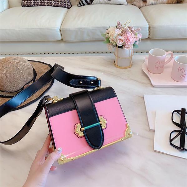 2019 di vendita calda dei sacchetti di spalla delle donne di lusso di design 4 colori borse crossbody progettista moda donna borse del progettista di alta qualità B100544W