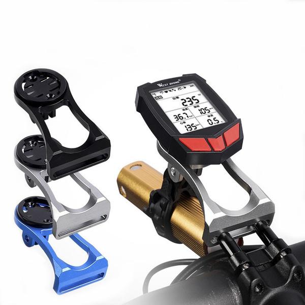 GARMIN Için bisiklet Montaj Dirseği Gidon Speedmeter Bryton CatEye GoPro Fener Standı Montaj Braketi Tutucu # 122259