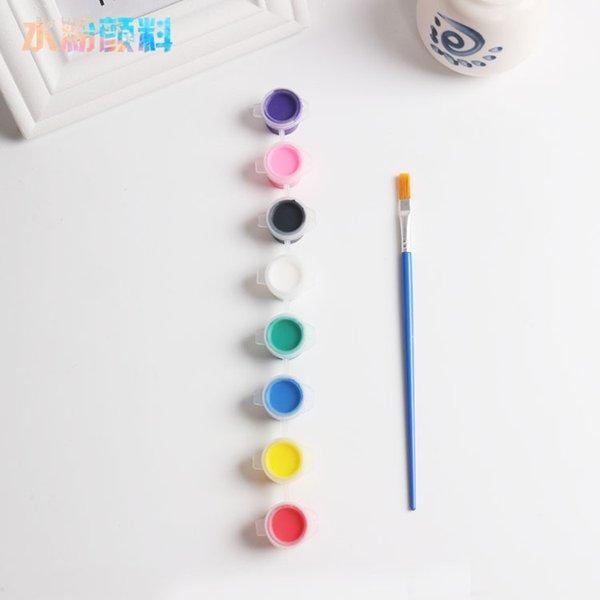 Mezcla de 8 colores al por mayor