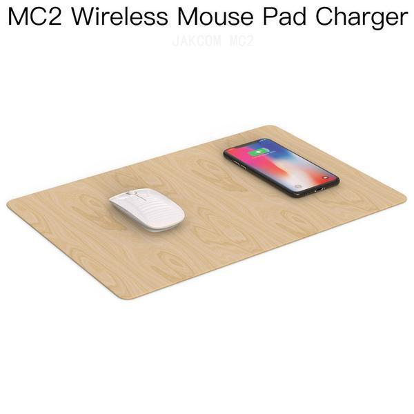 JAKCOM MC2 Wireless Mouse Pad Charger Hot Sale in Mouse Pads Wrist Rests as connected watch mouse vertical wireless souris gamer