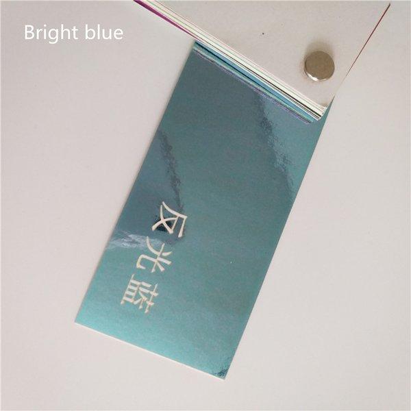 9.2cmx2.5cmx9.5cm bleu clair