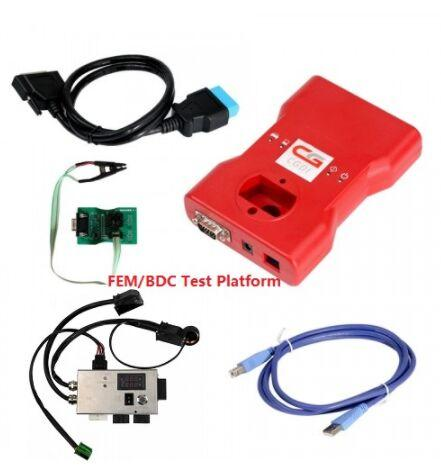 2019 CGDI Prog MSV80 For BMW Auto Car Key Programmer For BMW CAS1/CAS2/CAS3/CAS3+/CAS4 /CAS 4+ ISN FEM/BDC Function