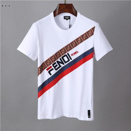 Luxury Mens Designer Tshirts O Neck Short Sleeved Tops Summer KL Sequins Print Tees Male Clothing