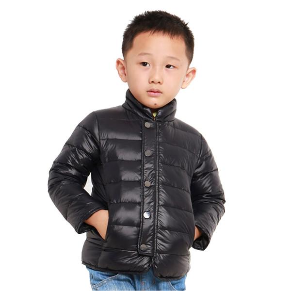 2-7 years boys girls winter down Coat 90% white duck down kids children's parkas Warm winter clothing hot sale classic