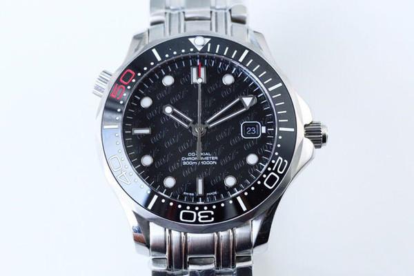 OE LuxuxMens Uhren V4 Bewegung Uhren 8500 automatische mechanische Bewegung Luxusuhr Saphirglas Modeuhren Leucht