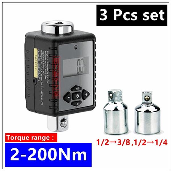 Комплект 3PCS 2-200 Нм