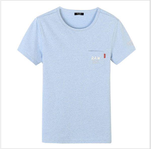 Coton T-shirt pour hommes mode casual style de sports de plein air de style 2019 modèles d'explosion Vente chaude style classique # 1686