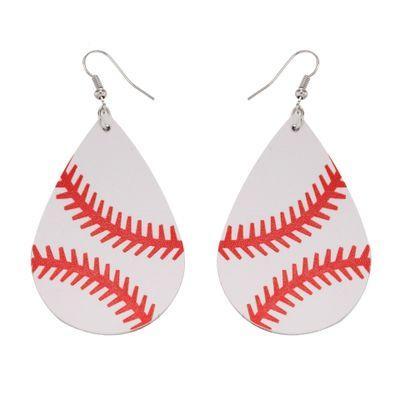 белый бейсбол