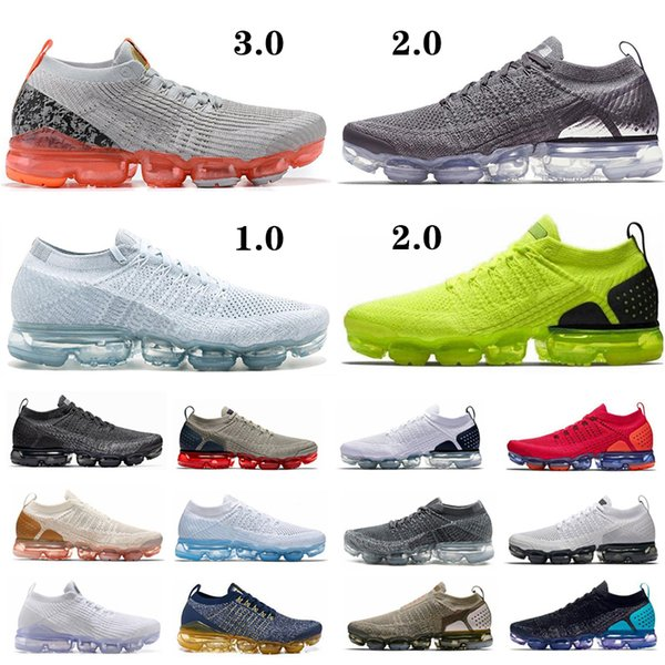 best selling 2.0 Sneakers 1.0 Running Shoes 3.0 Sports Shoe Fly Herigste Mens Women Cushion Trainers University Knit Designer Jogging Athletic Runner