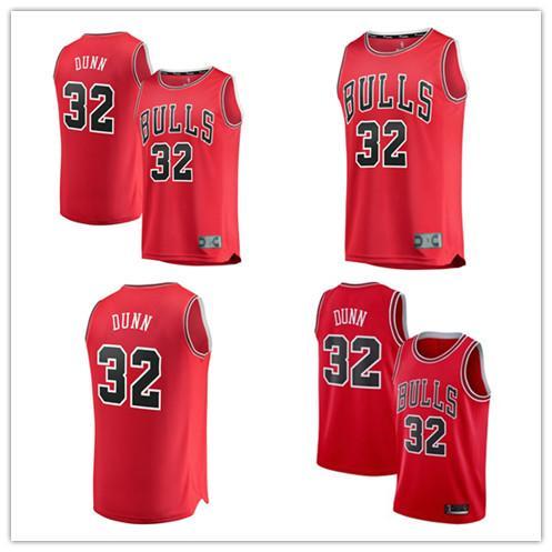 sports shoes eb2a9 b7f9d 2019 Custom 2019 Men'S Bulls 32 Kris Dunn Red Replica Swingman Chicago  Women Kids Jersey From Newlife008, $25.88 | DHgate.Com