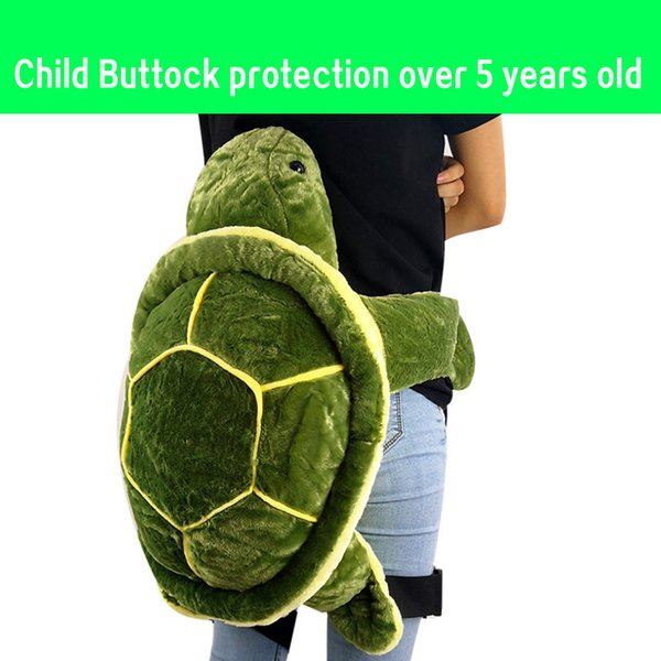 over 5 years old Buttock protection