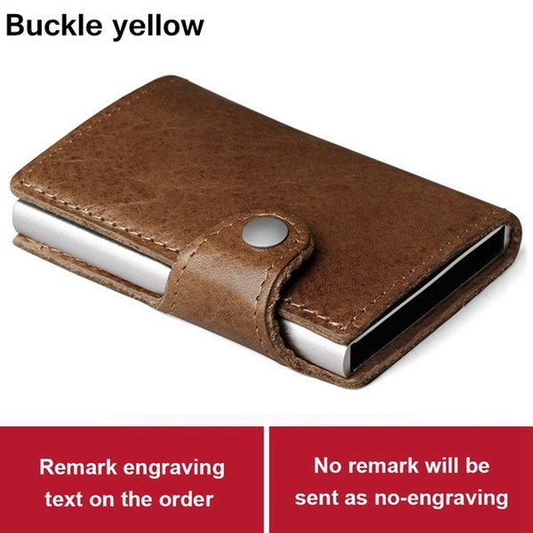 Buckle yellow