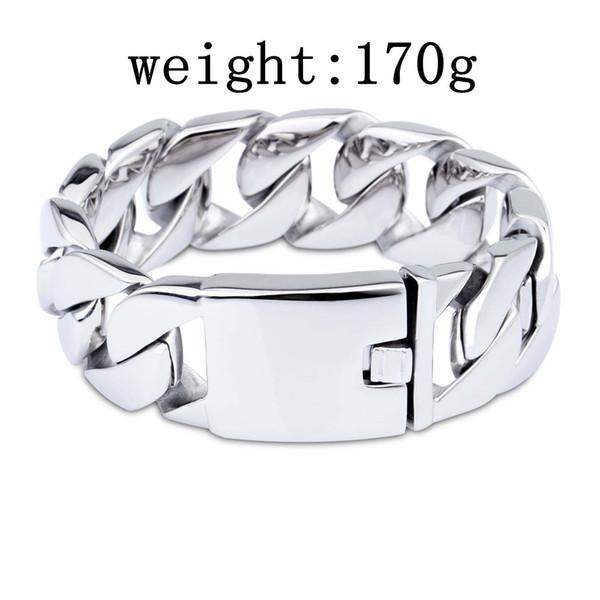Designer bracelet Weight: 170 g Length: 215 mm Width: 260 mm titanium steel Bracelet mens necklace womens Necklace