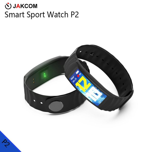 JAKCOM P2 Smart Watch Hot Sale in Smart Wristbands like new products mobiles cover small camera