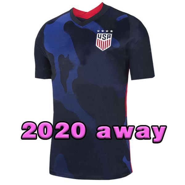 2020 away men jersey