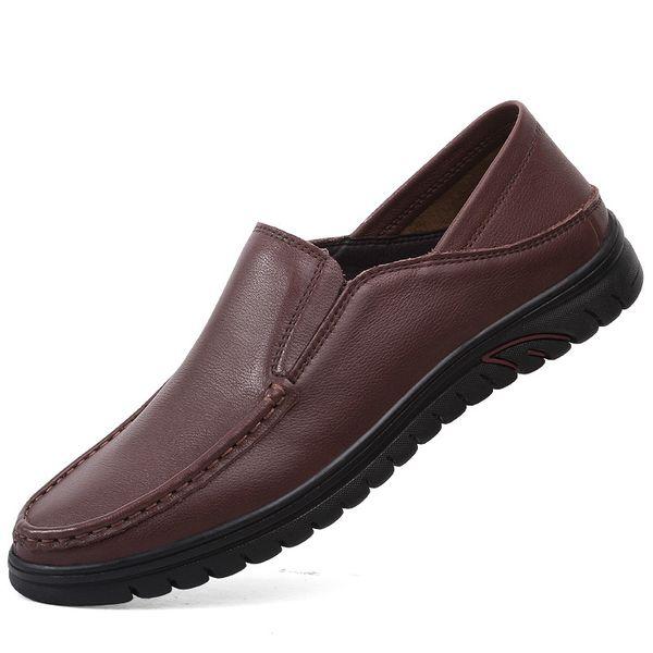 Hombres Zapatos De Genuino Para Cuero Compre vPn0n