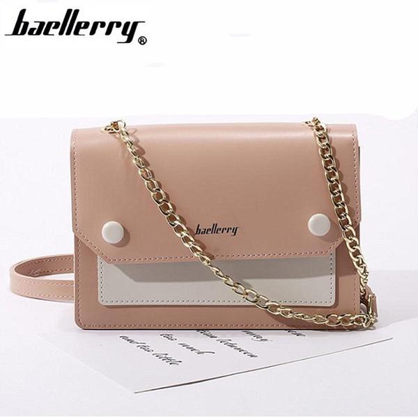 Women 2019 Leather Crossbody Bags For Travel Handbag Fashion Simple Shoulder Messenger Bag Ladies Cross Body Bag For Girls Gift N5527