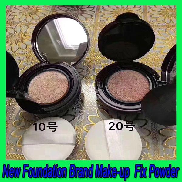 Vendita calda Nuovo fondotinta Marca Make-up Studio Fix Polvere Torta Facile da indossare Cipria in polvere Pressato in polvere Sun Block Foundation spedizione gratuita