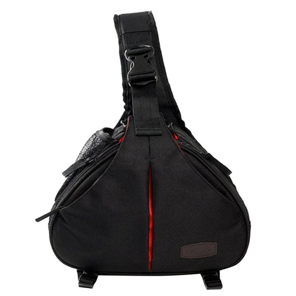 Nylon Messenger Shoulder DSLR Camera Bag Waterproof Travel Can be used for camera. with Rain Cover