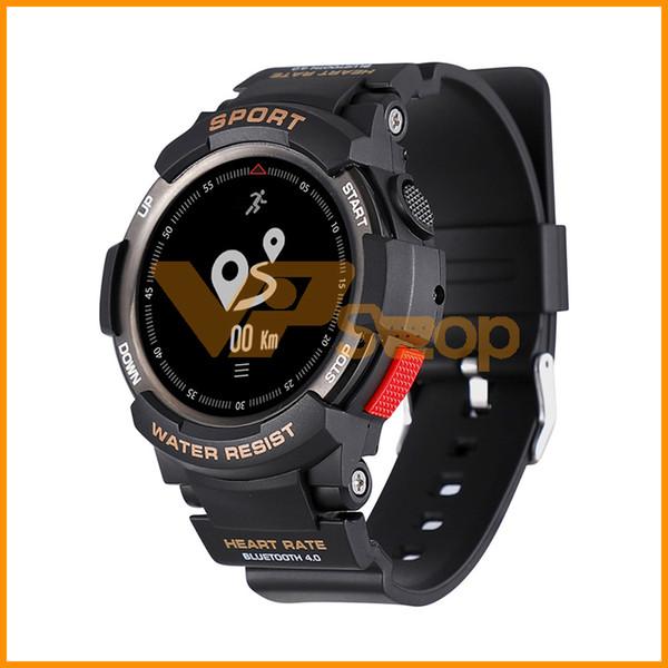 F6 Swimming Sports GPS Smart Watch IP68 Waterproof Smartband Heart Rate Monitor Bluetooth Smart Band Pedometer Wristwatch