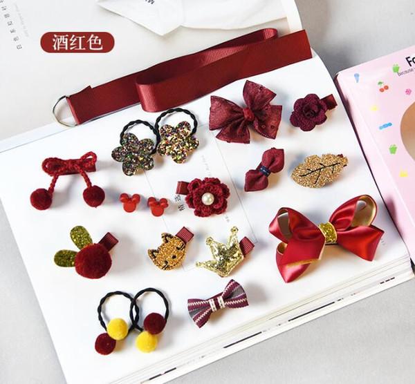 18Pieces Boutique Ruban Pinwheel 3