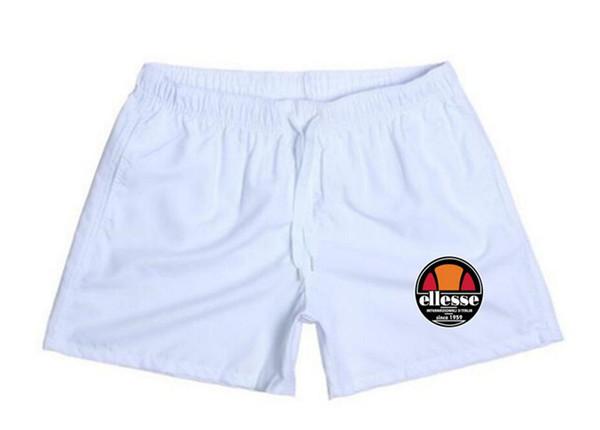 top popular Summer Men Beach Shorts Brand Printing Casual ellesse Shorts Men Fashion Style Mens Just Break It Shorts Bermuda Beach Plus Size S-3XL 2019