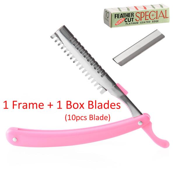 1 Knife Frame+ 1box blade