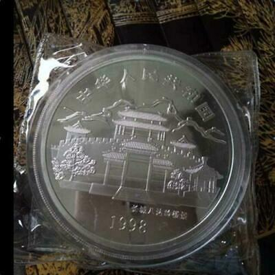 2019 Details About 99 99% Chinese Shanghai Mint Ag 999 5oz Zodiac Silver  Coin ~~~1998 Year Tiger From Yufei_718, $21 11 | DHgate Com