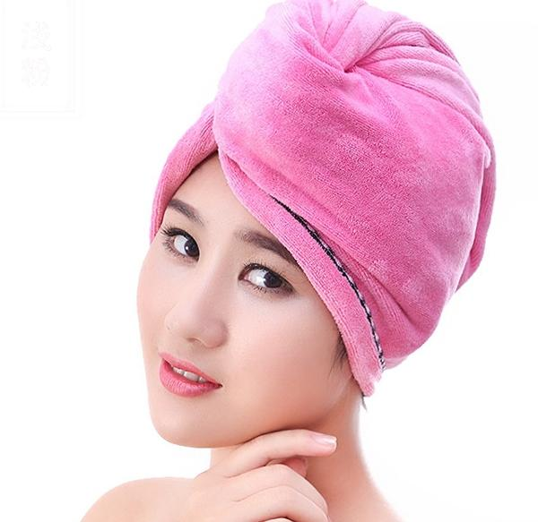 #4 Quick Drying Hair Hat