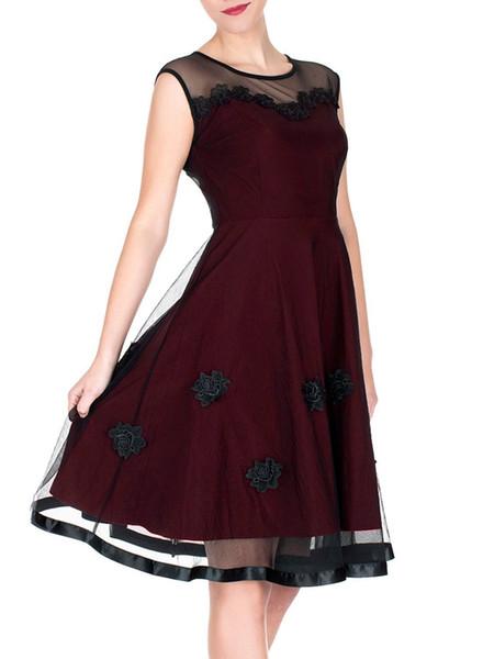 Short Sexy Burgundy Prom Dresses 2019 Appliques Vestido De Formatura Knee-Length Cheap A-Line Custom Size prom dresses short