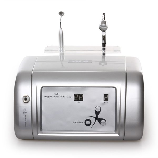 OX002 Portable Water Oxygen Jet Peel Machine 2-in-1 99% Pure Oxygen Facial Machine For Acne Treatment Skin Rejuvenation DHL Free Shipping