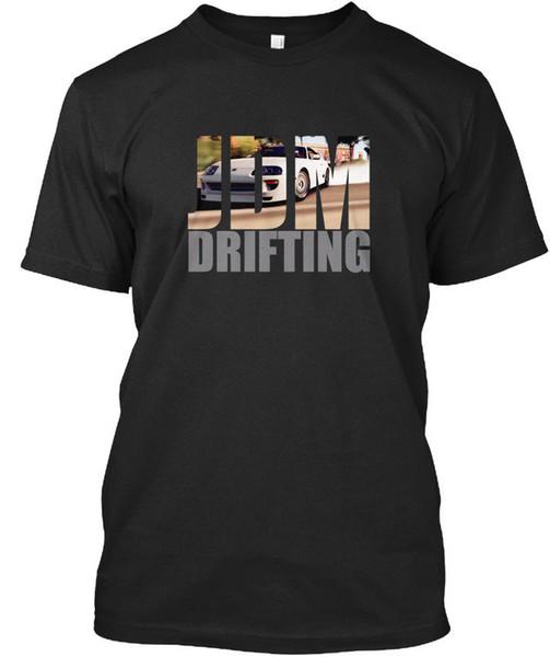 Jdm Drifting Stylisches 2019 Мода Мода Мужчины Печатные Футболки Пользовательские Дизайн Рубашки