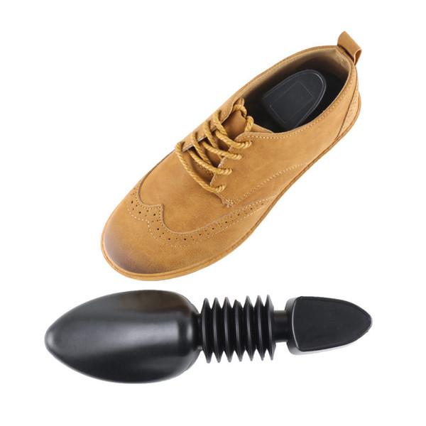 Dayanıklı Erkekler Kadınlar Ayakkabı Raf Aksesuar ev aletleri olmadan Ölçeklenebilir Ayarlanabilir Saf Renk Büyüt
