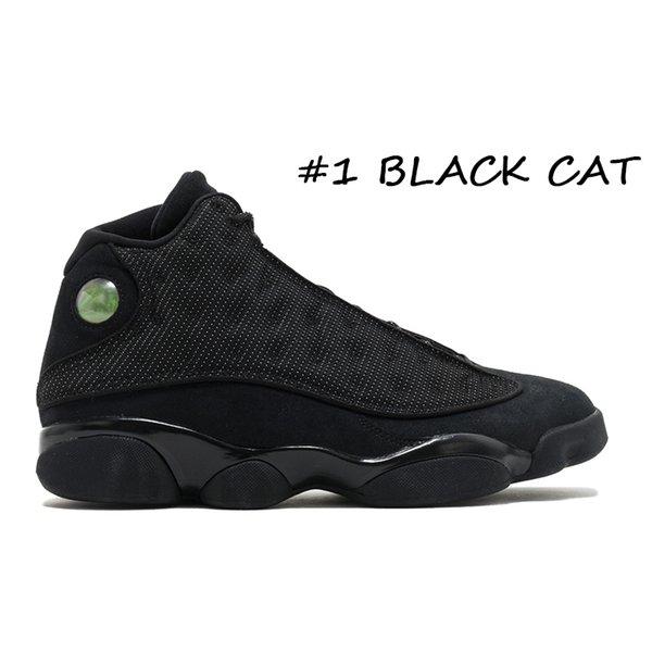 #1 BLACK CAT